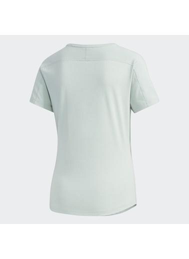 adidas Adidas Kadın T-Shirt W Bb T Fm6201 Yeşil